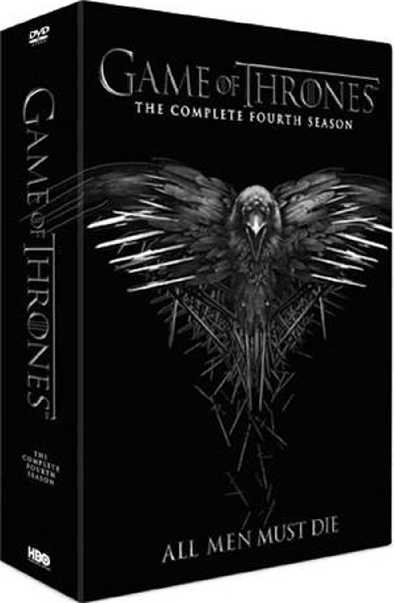 Game of Thrones The Complete 4th Season : มหาศึกชิงบัลลังก์ ปี 4