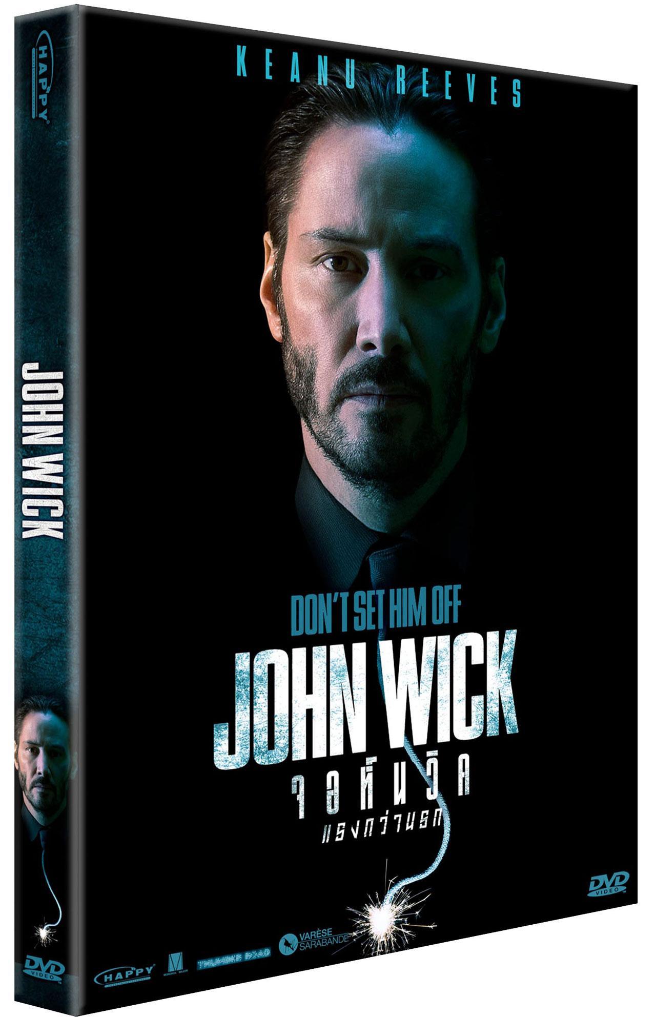 John Wick : แรงกว่านรก