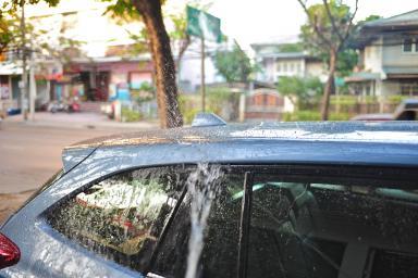 วันหยุด กับวิธีล้างรถง่ายๆ ได้ด้วยตัวคุณเอง