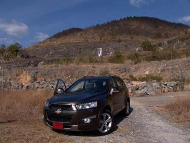 Thailand Car of the Year 2012