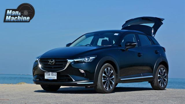 รีวิว MAZDA CX-3 1.5 XDL SKYACTIV-D MINOR CHANGE