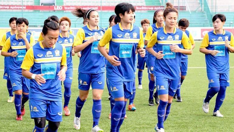 บอลหญิงไทย ขยับขึ้นที่ 29 โลก  ฟีฟ่าแรงกิ้ง