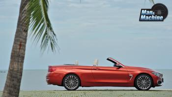 ทดสอบ BMW 430i CONVERTIBLE LUXURY LINE
