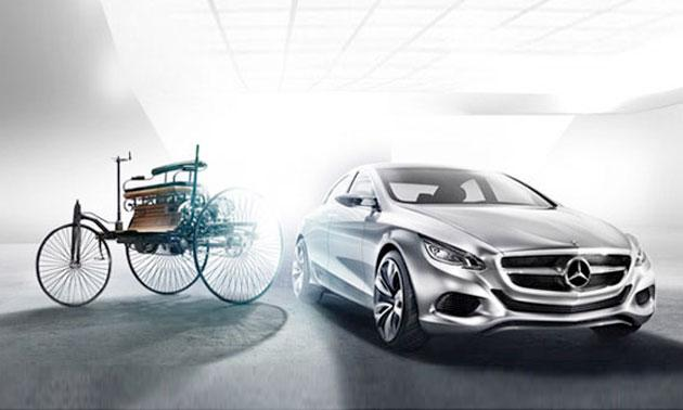 Mercedes Benz 125 Year Of Innovation