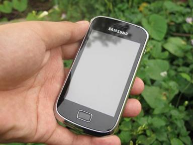 Trendy Review: Samsung Galaxy mini 2