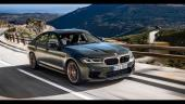 อย่างโหด! BMW M5 CS KING OF THE NURBURGRING