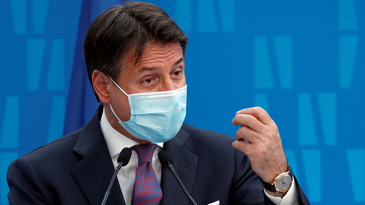 Italy not escaped, orders more control over COVID Over 10,000 cases after being infected in one day DFQROr7oWzulq5FZUIEw7OIo0mfqD8uUT3xxa8RckLeigE4M7oa1vepQnsXDwXSxYts
